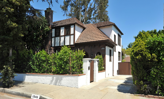 1546 North Fairfax, Los Angeles, CA 90046