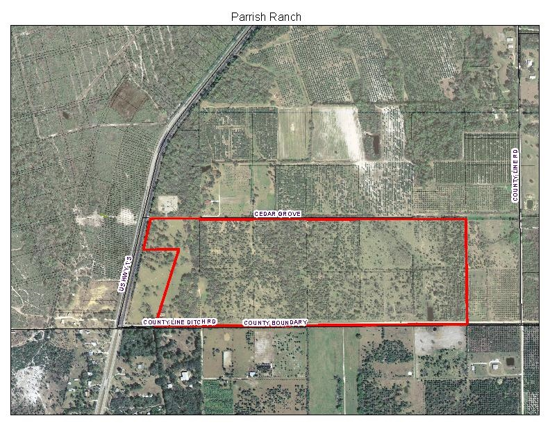 150 County Line Ditch Rd, Oak Hill, FL 32759