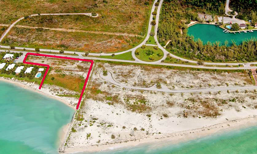 Commercial Tourism-Zoned Acreage , Grand Bahama/Freeport,