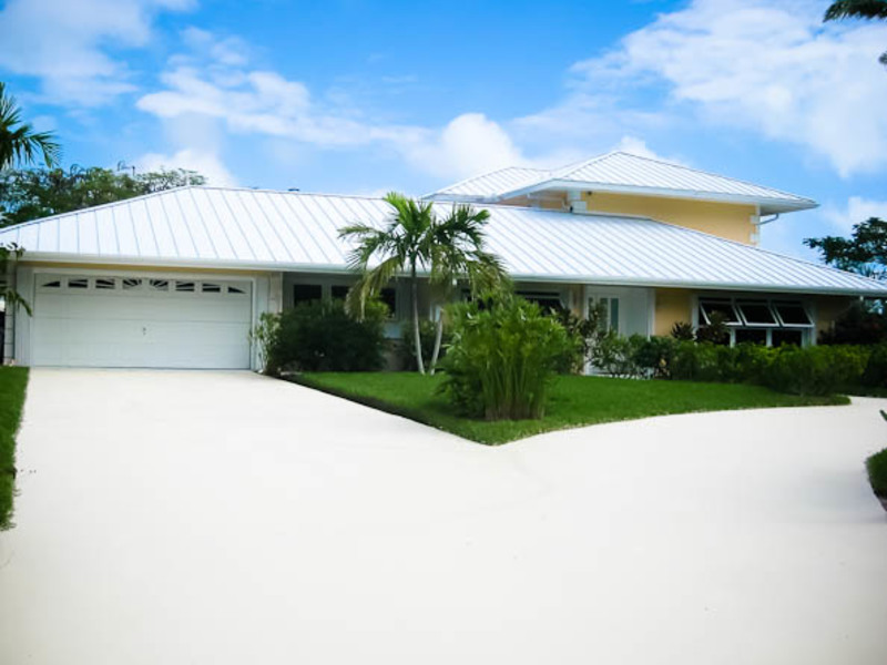 Beautiful Canalfront Home In Fortune Bay, Grand Bahama/Freeport,