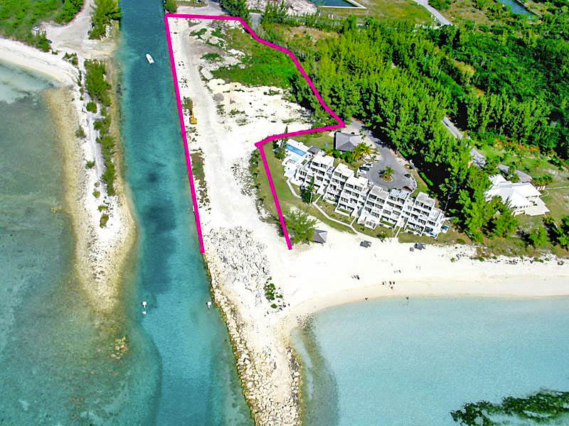 Beautiful Beachfront Tract, Grand Bahama/Freeport,