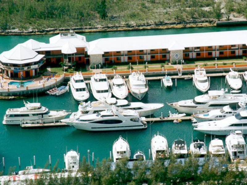 Investment Opportunity: Sunrise Resort & Marina, Grand Bahama/Freeport,