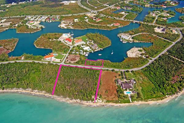 Oceanfront Tourist-Commercial Tract, Grand Bahama/Freeport,