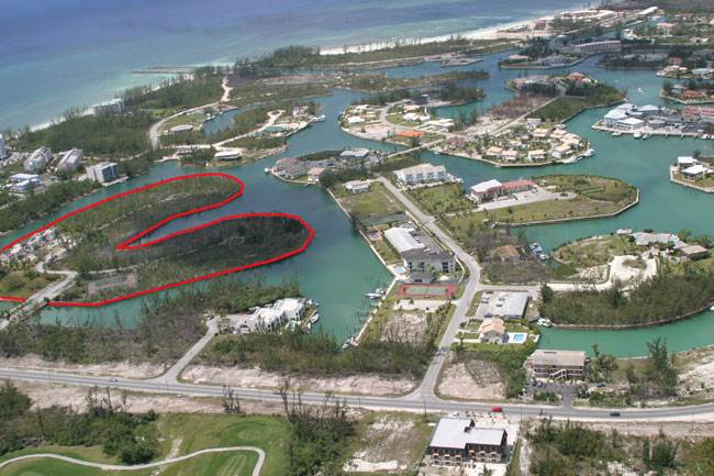 An Island Within An Island: A Developer's Dream, Grand Bahama/Freeport,