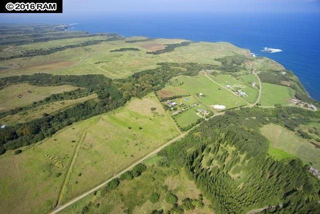 Amazing property in exclusive Manawai subdivision.  14 beautiful acres with expansive ocean views. There is two CPR parcels so you could sell one off, or build your dream home and a cottage.  Located on the ocean-side of Hana Why.