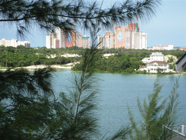 lakefront New Providence land for sale