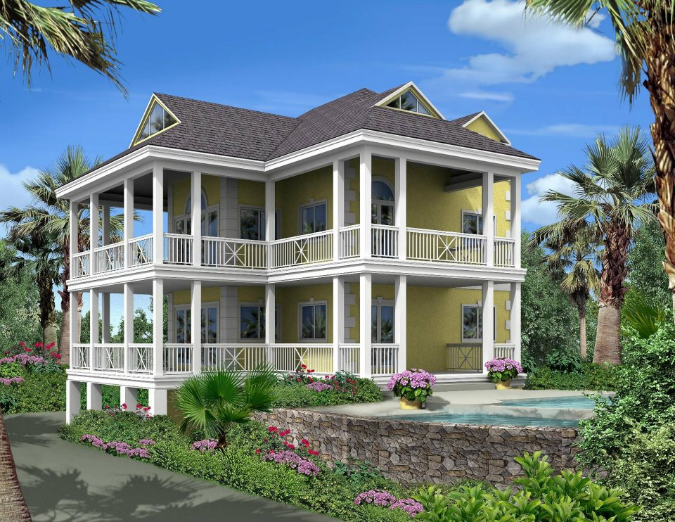 Oakridge Estates, Nassau,