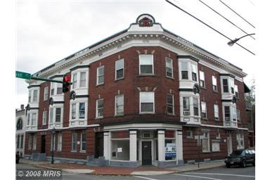 101-103-105 E Washington, Hagerstown, MD 21740