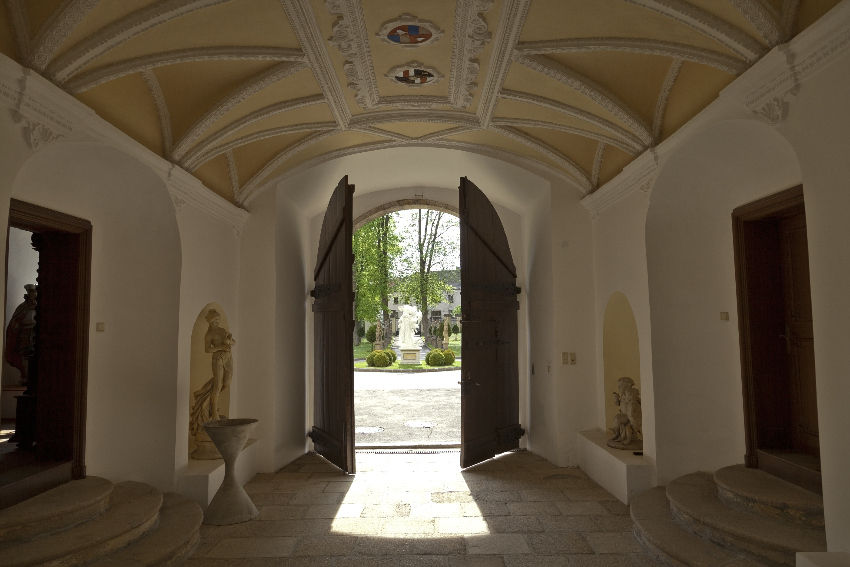 Austrian Private Castle  , Castle for Sale - Waldviertel Austria,