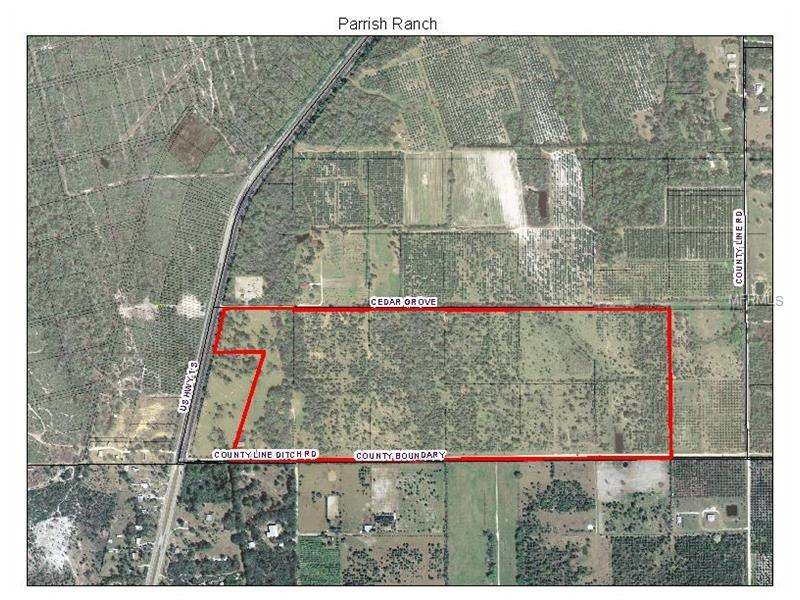 Horse Farm Atlantic Coast Florida for Sale - 150 County Line Ditch RD, Oak Hill, FL 32759