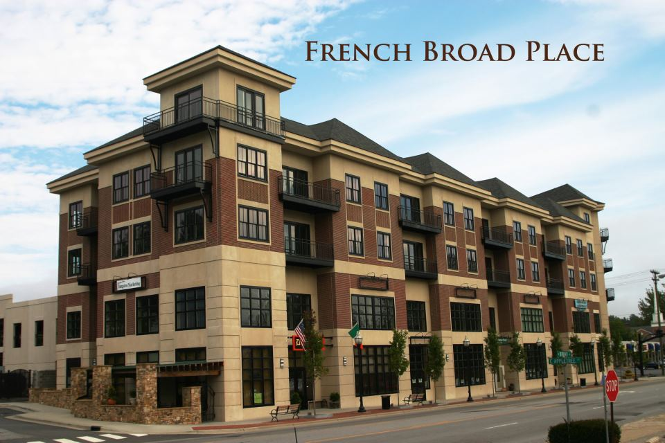 29 West French Broad Street # 308 RENTED, Brevard, NC 28712