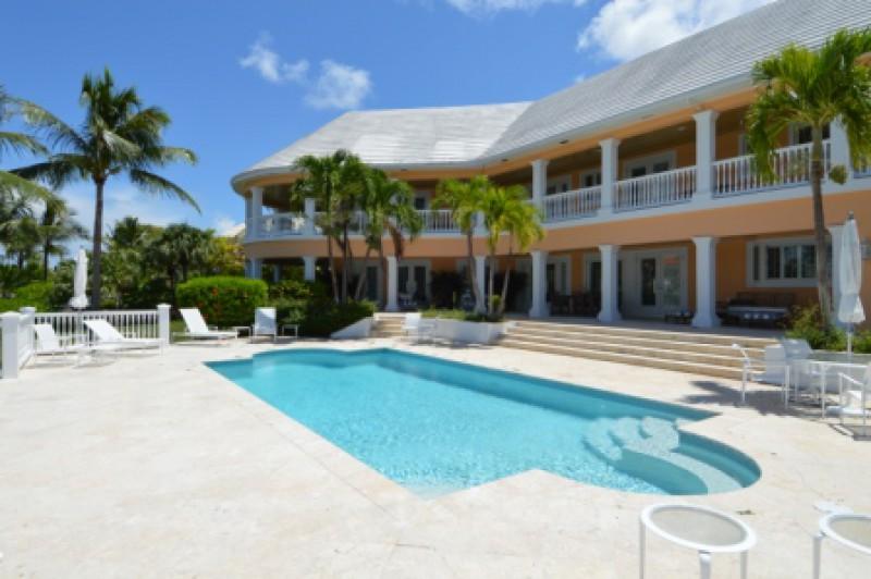 Lyford Cay, Bahamas,