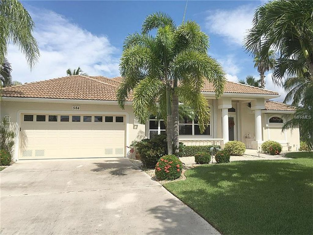 584 Port Bendres, Punta Gorda, FL 33950