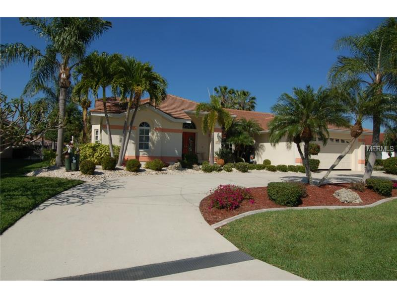 1406 Sea Gull Ct, Punta Gorda, FL 33950