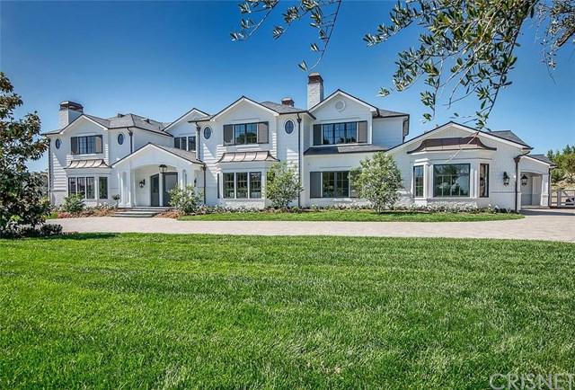24200 Hidden Ridge, Hidden Hills, CA 91302